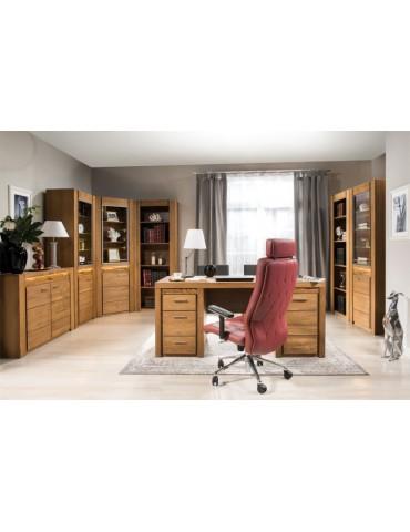 komfortowe biurko Velvet 37 Szynaka Meble- Salon Meblowy Empir01
