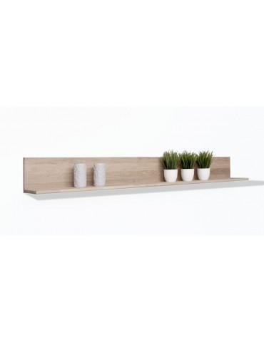 Drewniana Półka wisząca 5492 Lodowiec - Solidwood_Empir