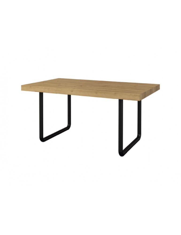 nierozkładany industrialny Stół Omega 180 cm G8 - Mebin - Meble Empir