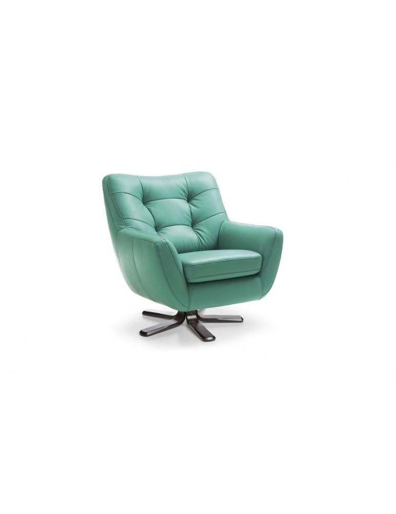 Zjawiskowy Fotel Boss noga drewniana - Gala Collezione_Empir_01