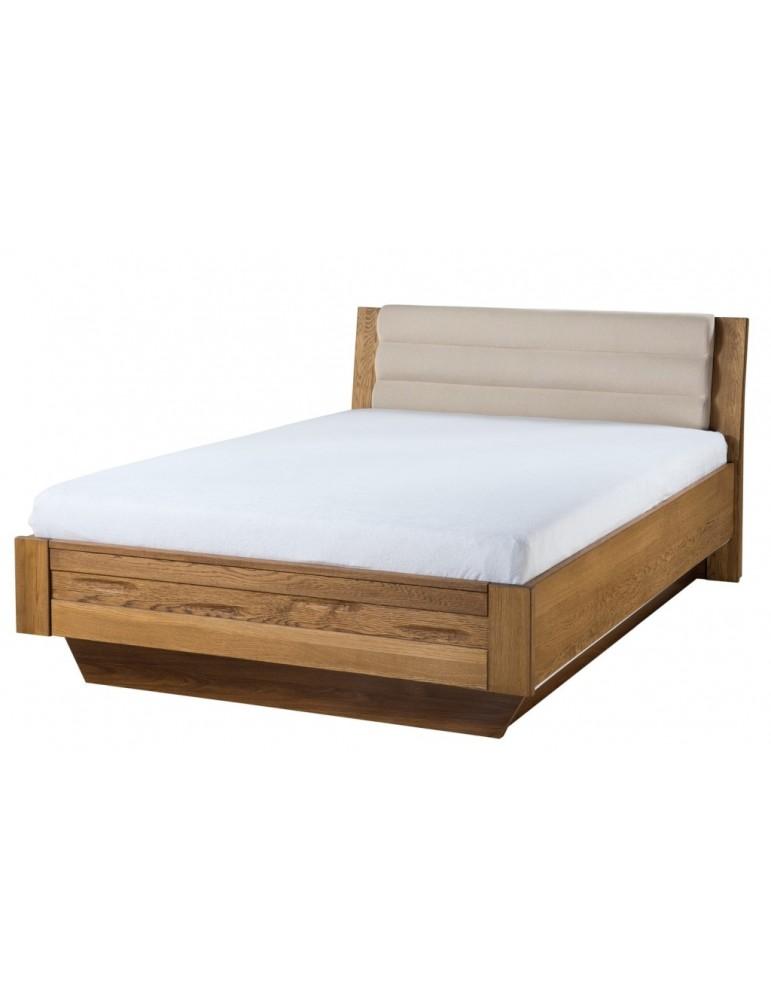 niebanalne łóżko Velvet 74 z tapicerowanym wezgłowiem- Szynaka Meble- Salon Meblowy Empir01