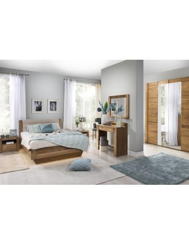 niebanalne łóżko Velvet 74 z tapicerowanym wezgłowiem- Szynaka Meble-Salon Meblowy Empir03