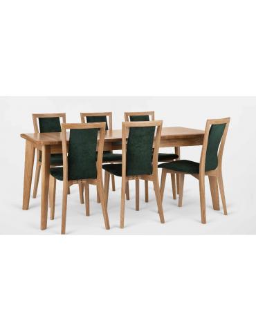 drewniany dębowy Stół Vasco - Paged - Salon Meblowy Empir 03
