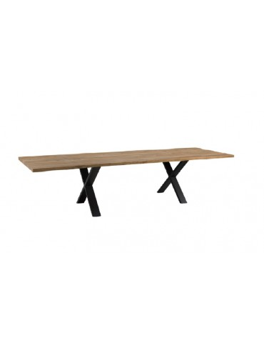 Stół Simple - Remo - salon Meblowy Empir 02 lite drewno dębowe