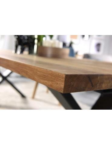 Stół Simple - Remo - salon Meblowy Empir 04 lite drewno dębowe