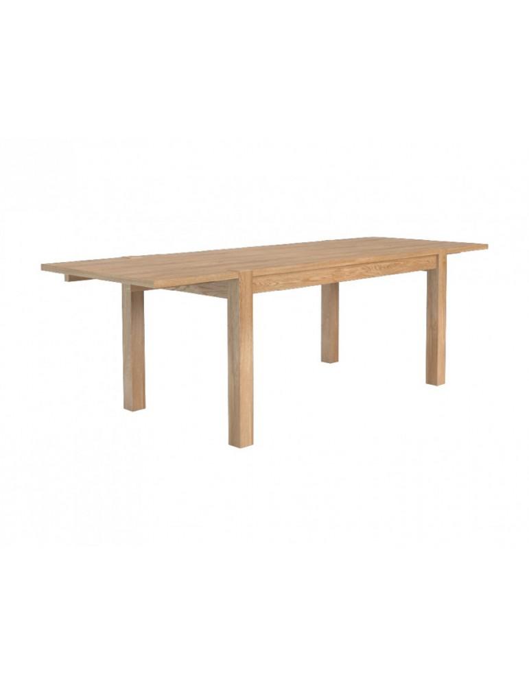 Stół Corino 160-250 z wsadem dokładanym-Mebin-Empir01
