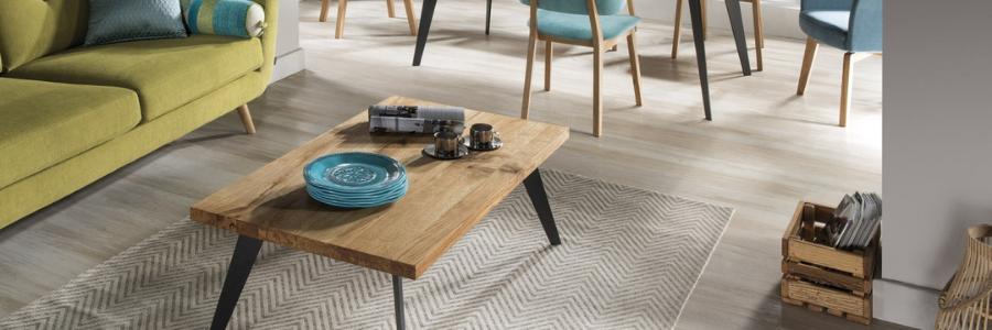 Stoliki i ławy - Kawowe stoliki i ławy do salonu - ławy szklane, drewniane, stoliki do kawy