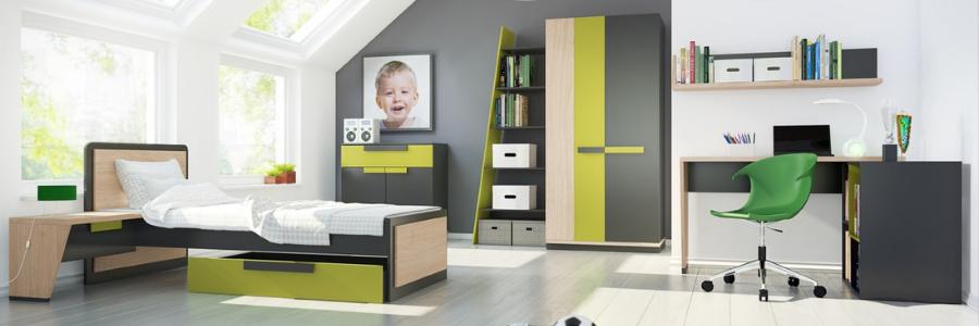 Pokój Dziecięcy   Pokój Młodzieżowy   Meble Twojego Domu - EMPIR